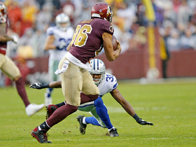 Rapoport: Jordan Reed suffers hamstring injury on Sunday