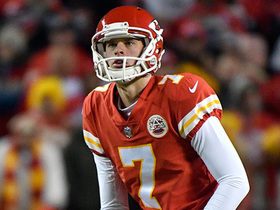 Harrison Butker makes 17th-straight FG on 51-yard bomb