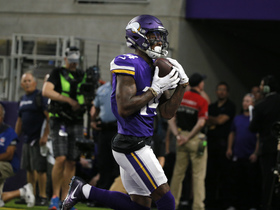 Adam Thielen: There isn't a more competitive player than Stefon Diggs
