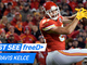 Watch: freeD: Kelce gets MAJOR air on first-down catch | Week 8