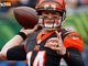 Watch: 'Sound FX': Andy Dalton celebrates 30th birthday with win over Colts