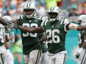 DJ's Rookie Radar: How a pair of Jets safeties are making a difference