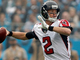 Watch: Matt Ryan unleashes to Julio Jones for 34 yards on first play of game