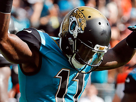 Marqise Lee hauls in first TD of the season