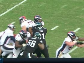 Vinny Curry and the Eagles overwhelm Brock Osweiler