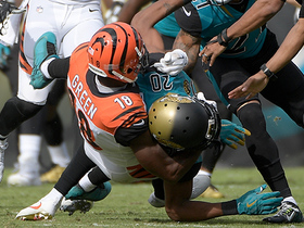 A.J. Green and Jalen Ramsey ejected after fight