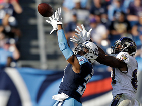 Kevin Byard gets his FIFTH interception in last two games