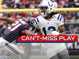 Watch: Can't-Miss Play: T.Y. Hilton makes magic happen on 80-yard TD