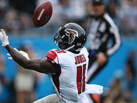Julio Jones drops would-be 39-yard TD on 4th and 7