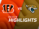 Watch: Bengals vs. Jaguars highlights | Week 9