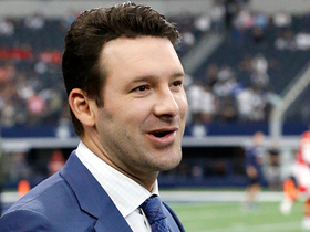 Dallas Cowboys honor Tony Romo