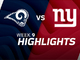 Watch: Rams vs. Giants highlights | Week 9