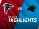 Watch: Falcons vs. Panthers highlights | Week 9