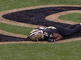 Saints attempt one of the strangest trick plays you'll ever see