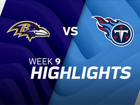 Ravens vs. Titans highlights | Week 9