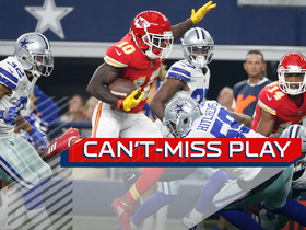 Watch: Can't-Miss Play: Tyreek Hill evades brigade to score impossible TD