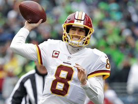 Kirk Cousins stands tall in pocket, finds Ryan Grant for 23 yards