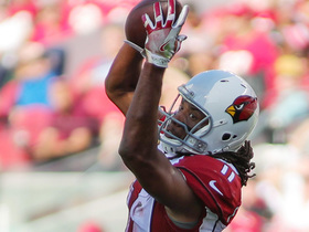 Larry Fitzgerald passes Tim Brown to become 6th in all-time NFL receiving yards