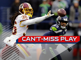 Can't-Miss Play: Seahawks' two-point conversion turns into Redskins lateral frenzy