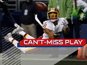 Can't-Miss Play: Doctson pulls in remarkable diving catch to set up go-ahead TD