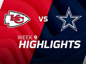 Chiefs vs. Cowboys highlights | Week 9