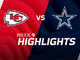 Watch: Chiefs vs. Cowboys highlights | Week 9