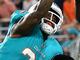 Watch: Reshad Jones catches INT after bounce off teammate