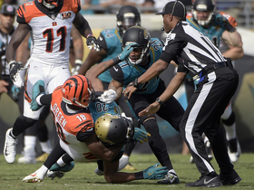 What led to the A.J. Green, Jalen Ramsey altercation?