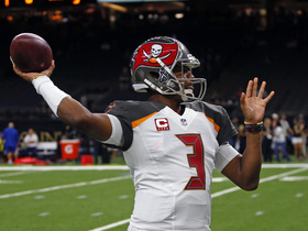 Rapoport: Jameis Winston re-aggravated his injured shoulder