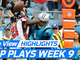 Watch: freeD: Top 5 plays | Week 9