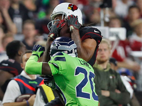 Fitzgerald keeps Cardinals' hopes alive with incredible sideline catch