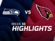 Watch: Seahawks vs. Cardinals highlights | Week 10