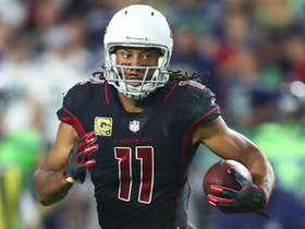 Larry Fitzgerald surpasses 15,000 career receiving yards