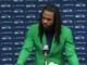 Watch: Richard Sherman emotional in press conference following injury
