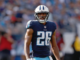 'Sound FX': Logan Ryan leads charge for Titans defense