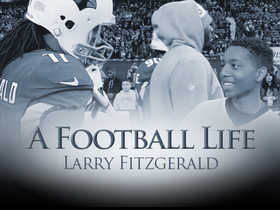 'A Football Life': Why Larry Fitzgerald still talks to every ball boy on the field