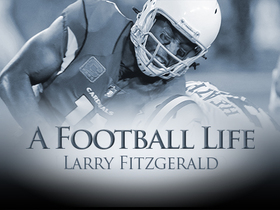 'A Football Life': Larry Fitzgerald became a bruising difference-maker midway through his career