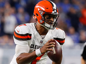 Watch: DeShone Kizer scrambles for 20-yard gain