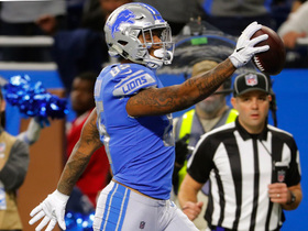 Stafford hits Ebron perfectly in stride for 29-yard TD