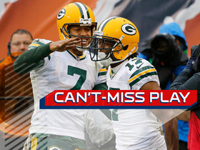 Watch: Can't-Miss Play: Brett Hundley makes Aaron Rodgers-like TD pass