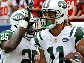 Robby Anderson catches late TD making it four consecutive games with TD