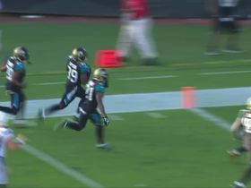 Austin Ekeler fumbles, Jaguars recover to keep hopes alive