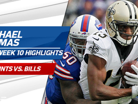 Michael Thomas highlights | Week 10