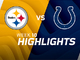 Watch: Steelers vs. Colts highlights | Week 10