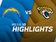 Watch: Chargers vs. Jaguars highlights | Week 10