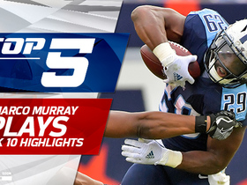 DeMarco Murray Top 5 Plays | Week 10