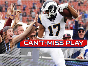 Watch: Can't-Miss Play: Rams score their longest offensive TD since 1964