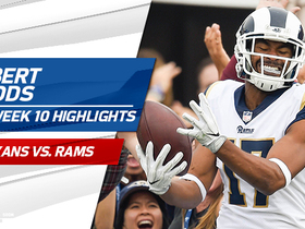 Robert Woods highlights | Week 10
