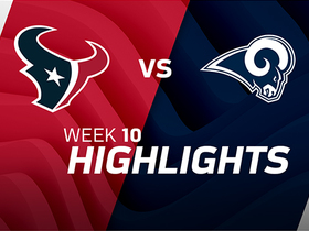 Texans vs. Rams highlights | Week 10