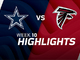 Watch: Cowboys vs. Falcons highlights | Week 10